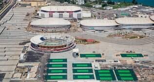 Rio de Janeiro anuncia conclusão de mais duas obras das Olimpíadas