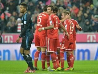 Bayern segue soberano no Campeonato Alemão e favorito ao título mundial