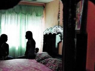 Situação. Meninos e meninas abandonados viviam em condições degradantes, dizem as autoridades