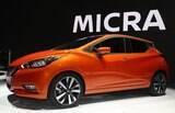 Novo Nissan March é revelado. Deve chegar ao Brasil em 2018
