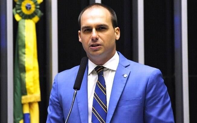 Eduardo Bolsonaro (PSL-SP)