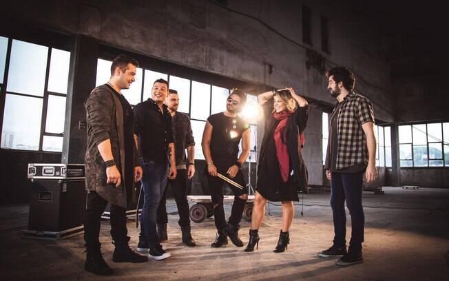Banda Fortunia lança clipe com participação de Paolla Oliveira