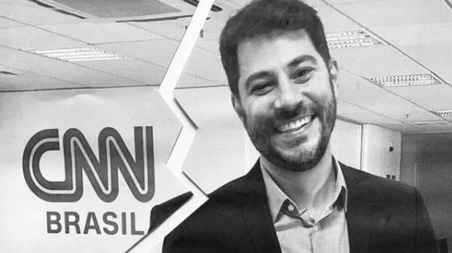 Evaristo desabafou ao ser demitido da CNN