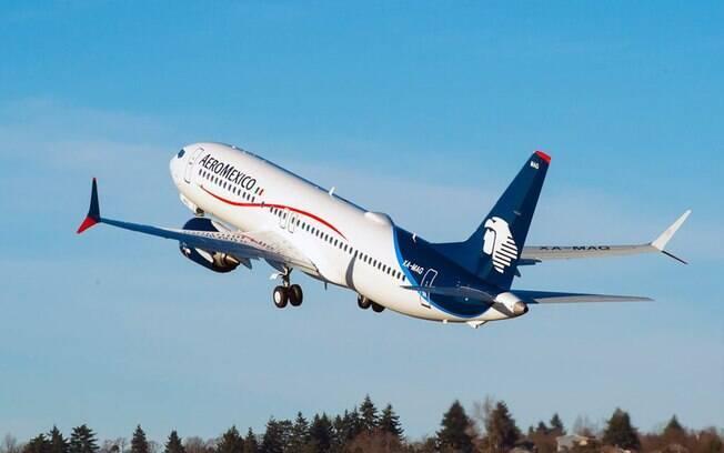 Aeromexico quer encerrar acordos coletivos de trabalho com seus tripulantes