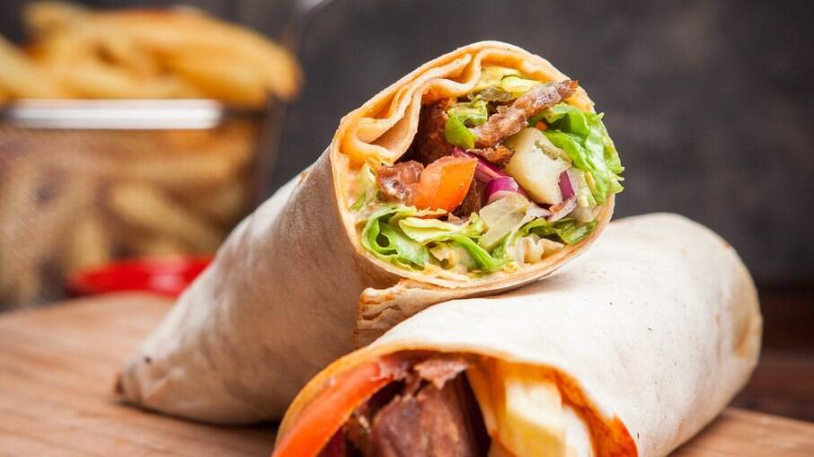 O kebab nasceu na Turquia, em 1.300