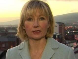 Marina trabalhava com política norte-irlandesa desde 1991.