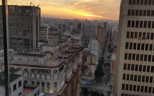 O Farol Santander é um dos mirantes mais antigos de São Paulo, junto ao do Edifício Martinelli - que está fechado
