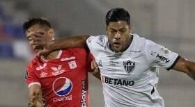 Em jogo com bombas de gás, Atlético vence América-COL