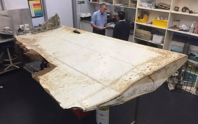 Fim das buscas dos restos do voo MH370 se deu após uma nova análise de uma área de 120 mil quilômetros quadrados