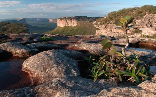 Chapada Diamantina, na Bahia: espetáculo da natureza
