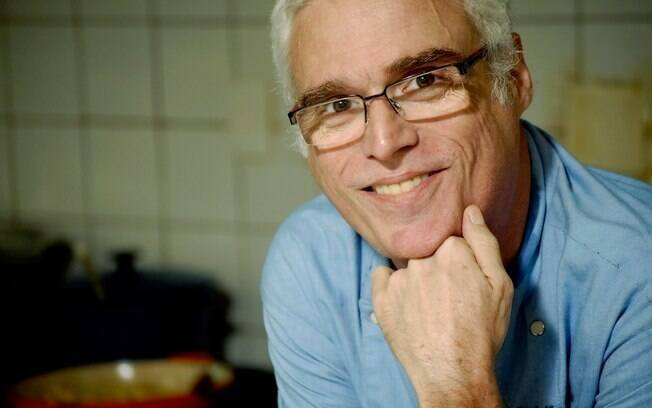 Rodolfo Bottino se especializou como chef após carreira como ator da Globo