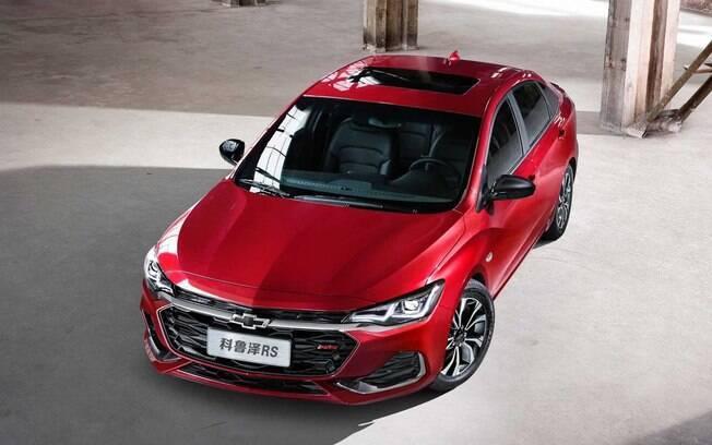 Chevrolet Monza pode ser o substituto do Cruze nos países em que o sedã ainda faz sucesso