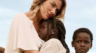 "Giovanna Ewbank rebate seguidora que a chamou de ""desastre"" como mãe"