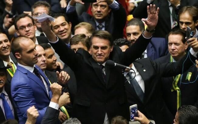 O deputado Jair Bolsonaro (PSC-RJ): apesar da carreira feita no Rio, ele é natural de Campinas