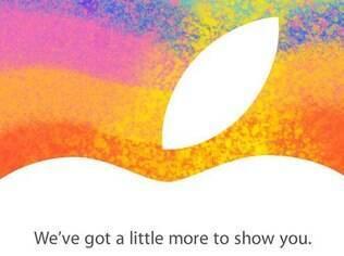 Apple envia convites para evento em 23 de outubro