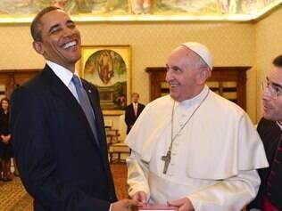 Obama conversou com Francisco sobre a questão do aborto e a prevenção contra a gravidez