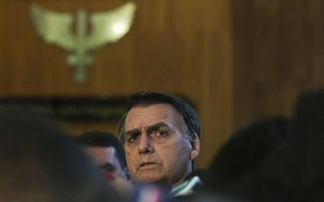 Jair Bolsonaro (PSL) tomará posse no Planalto em janeiro