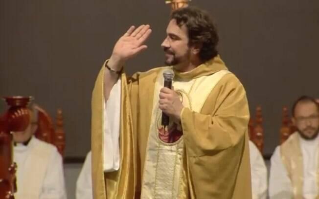 Padre Fábio de Melo  diz que