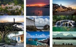 Confira os 10 melhores lugares para viajar no Brasil a dois