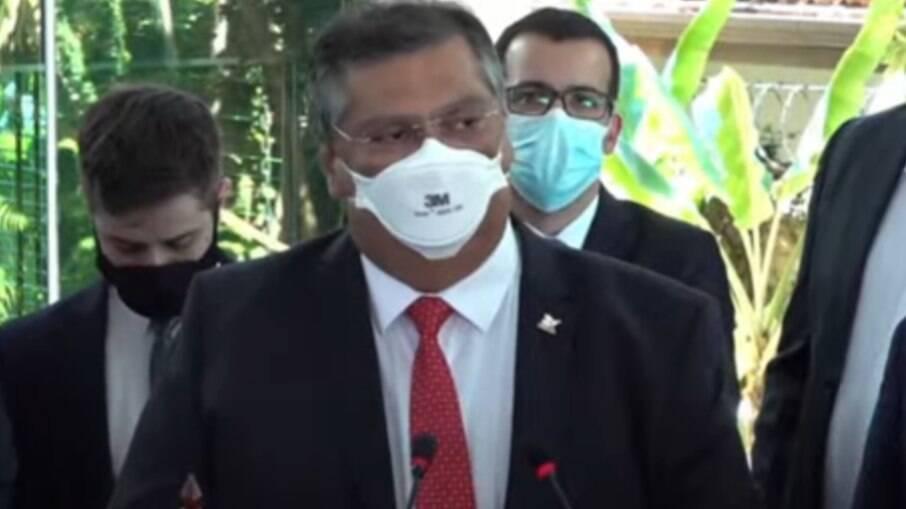 Governador do Maranhão, Flávio Dino, agora filiado ao PSB