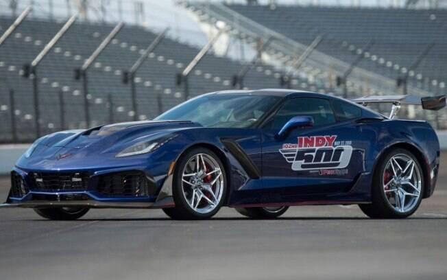 Chevrolet Corvette ZR1: esportivo é um ícone nos Estados Unidos e no automobilismo, além de bastante tradicional