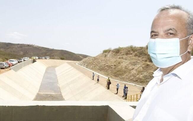 Rogério Marinho, ministro do Desenvolvimento Regional, acionou liberação de comporta de barragem de Jati no dia anterior ao rompimento