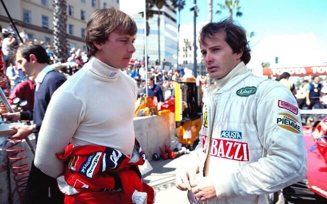 Gilles Villeneuve x Didier Pironi, uma das grandes rivalidades da Fórmula 1