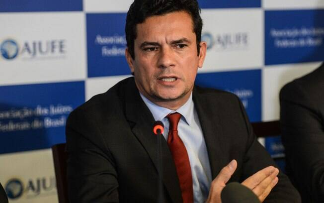 O juiz federal Sérgio Moro, responsável pela parte judicial da Operação Lava Jato, da PF