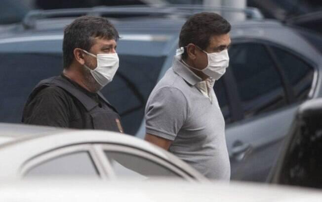 Mario Peixoto, preso desde maio por suspeita de pagar propina