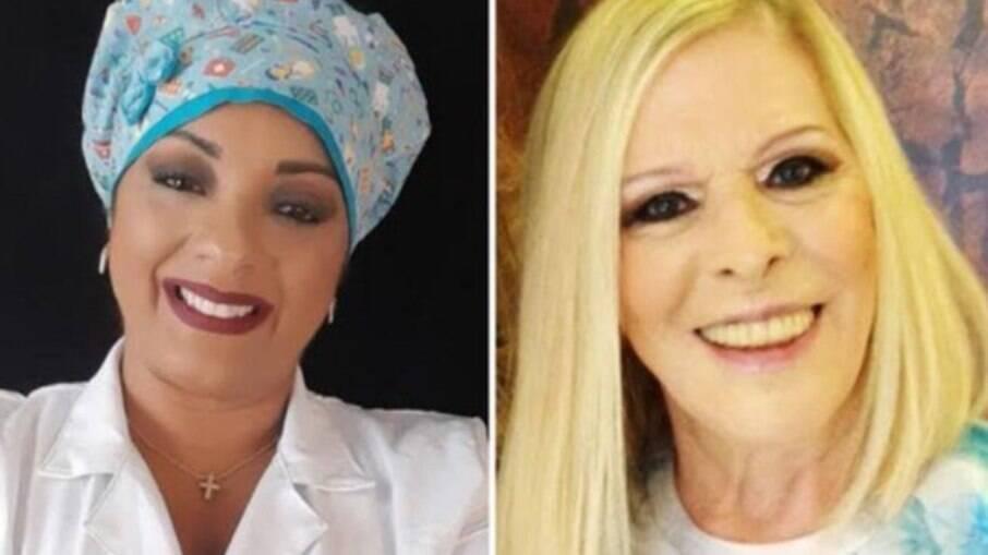 Fernanda Nunes alega ter trabalhado com Vanusa e disse que se prontificou a cuidar da cantora