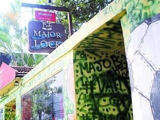 Em BH, poucas casas e ruas estão decoradas com as cores da seleção