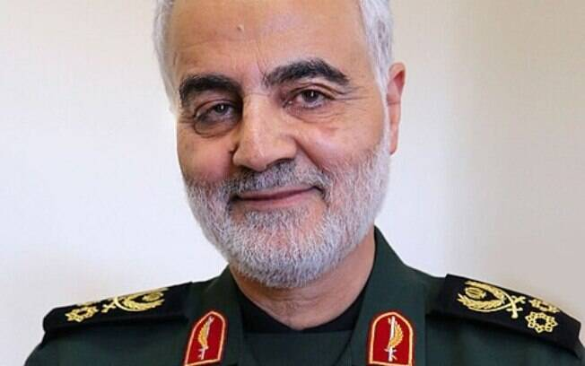 O chefe militar Qassem Soleimani