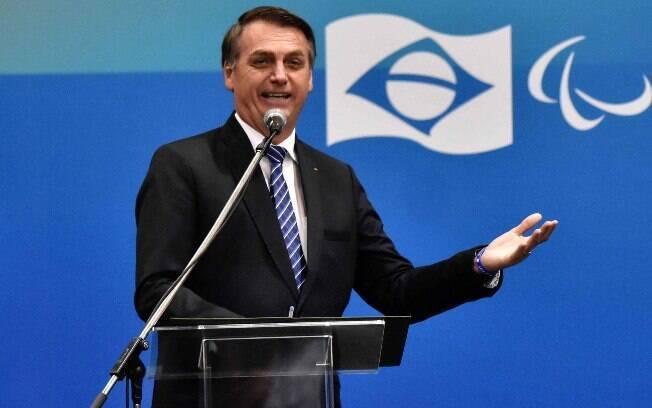Presidente Jair Bolsonaro já fala em reeleição