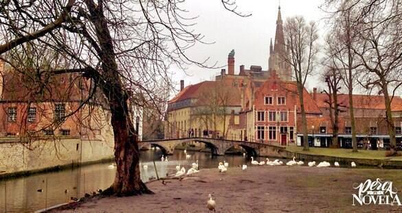 Bélgica: viaje no tempo pela cidade medieval de Bruges
