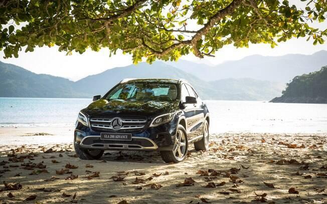 O GLA é o representante da Mercedes-Benz entre os SUVs que menos desvalorizam no Brasil