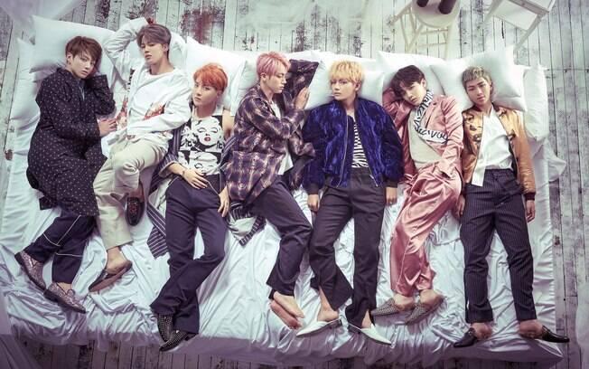 Show do BTS explorou capacidades indivuais dos membros, bem como músicas executadas em grupo, com apresentação impressionante