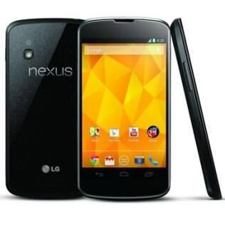Nexus 4, primeiro smartphone com Android 4.2