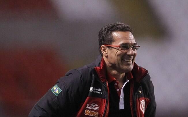 No Flamengo teve aproveitamento de 60,2%