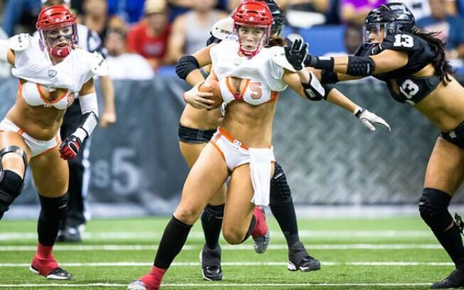 39220cb490 Legends Football League