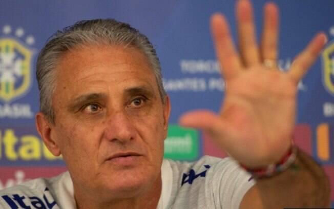 Tite fez a convocação da seleção brasileira para os jogos contra Uruguai e Camarões
