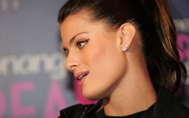 Isabeli Fontana fala sobre o novo namorado