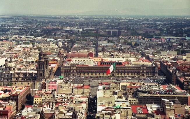 A capital do México oferece inúmeras opções de restaurantes e uma culinária riquíssima