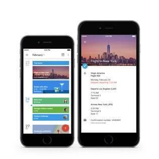 O Google Agenda para iPhone pode se integrar com todos os outros calendários já instalados no telefone