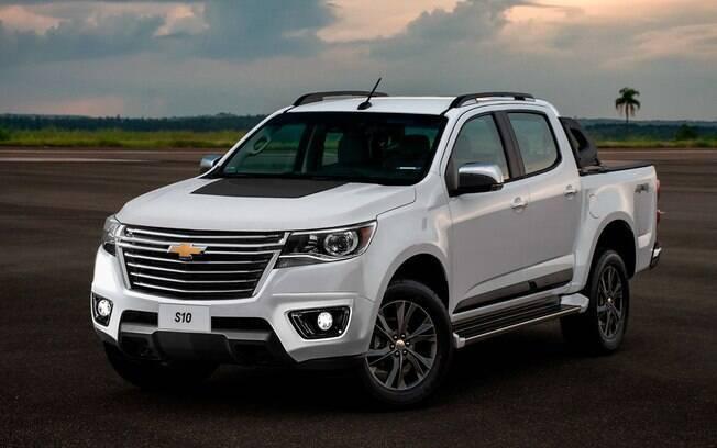Chevrolet S10 2021 terá retoques no visual e nova central multimídia com acesso à internet a bordo, como nos novos Onix e Tracker