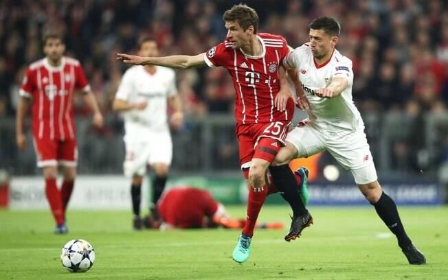 Bayern de Munique x Sevilla