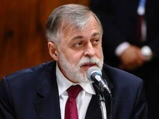 Ex-diretor da Petrobras Paulo Roberto Costa em acareação com Cerveró