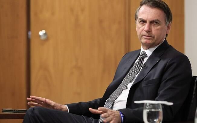 Bolsonaro quer chegar ao final de 2019 com tranquilidade
