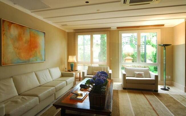 Para aumentar o conforto térmico, o melhor é planejar as janelas voltadas para a face norte