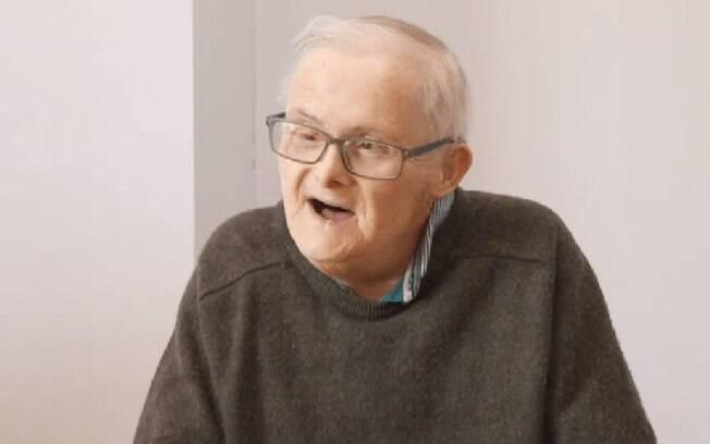 Georgie foi diagnosticado com síndrome de Down em 1945