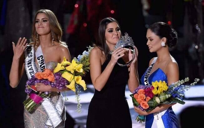 Miss Universo 2015. Foto: Reprodução/Facebook/Missosology